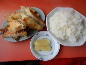 小樽ランチ 五香飯店(ウーシャンハンテン)