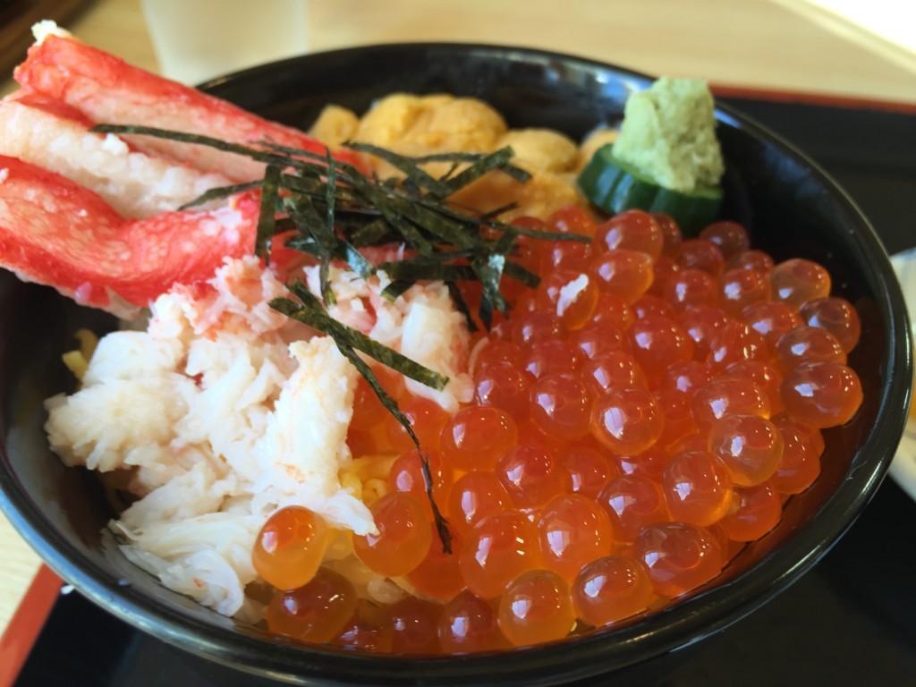 恵比寿屋食堂 どんぶり横丁記念丼