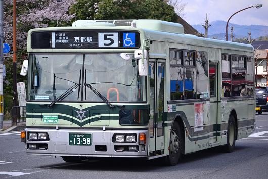 京都 市バス