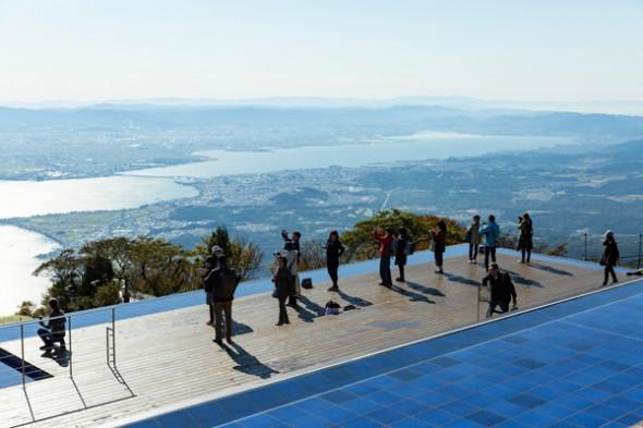 琵琶湖 景色
