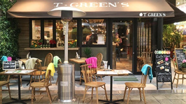 T-GREEN'S