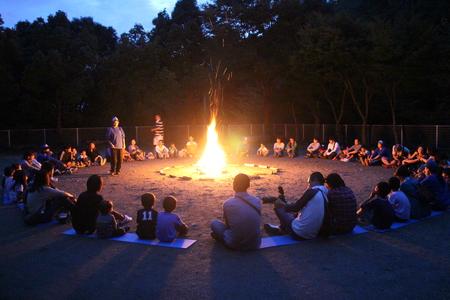 箕面市立青少年教学の森野外活動センター
