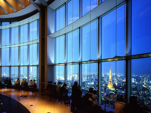 東京シティービュー