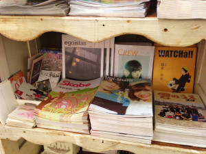 ONLY FREE PAPER SPACE 渋谷PARCO