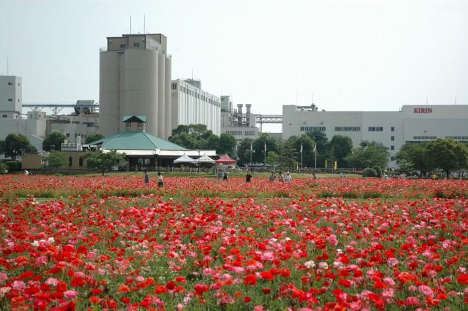 キリンビール 福岡工場