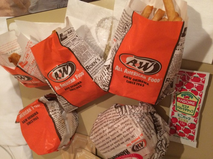 A&W(エンダー)
