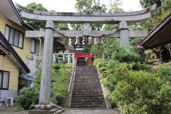 館腰神社(宮城県名取市)