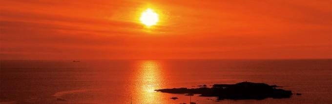 海と入り陽の宿 帝