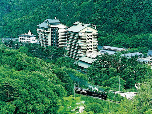 磐梯熱海温泉・ホテル華の湯