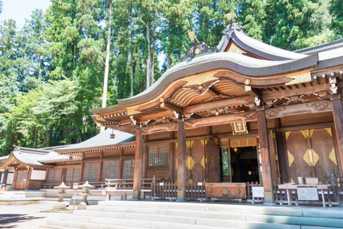 櫻山八幡宮・高山祭屋台会館