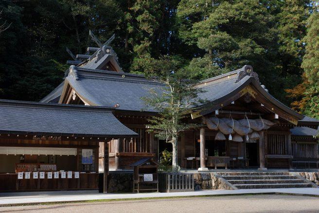 島根 パワースポット 熊野大社