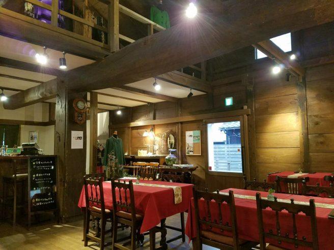 島根県 カフェ 蔵カフェおもひで屋