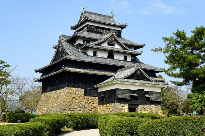 島根 パワースポット 松江城