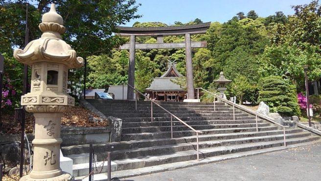 島根 パワースポット 物部神社