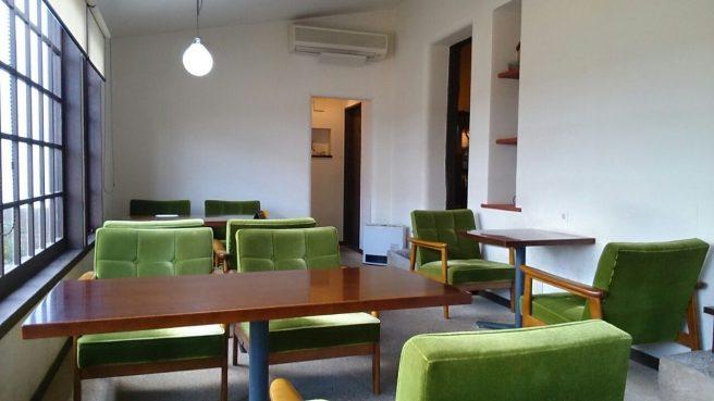 島根県 カフェ Cafe naka蔵