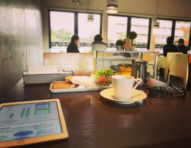 島根県 カフェ WATERWORKS