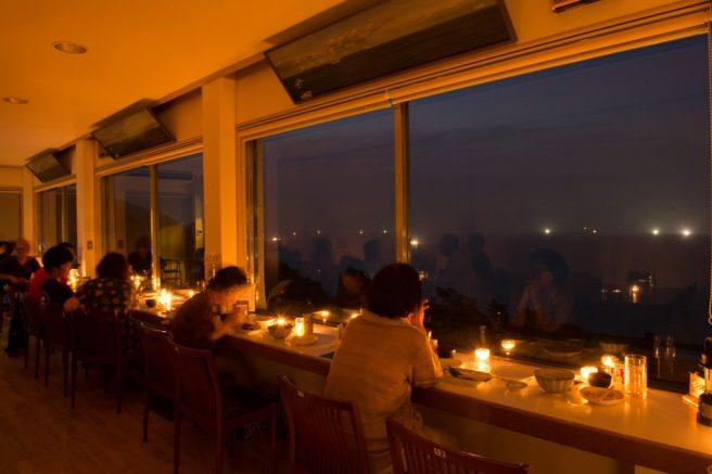 島根県 カフェ いさり火カフェ