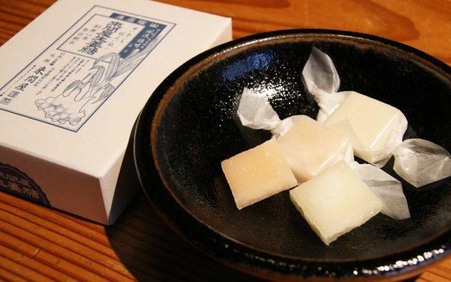 島根県 お土産 来間屋生姜糖