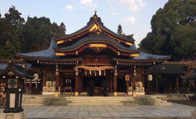 広島パワースポット 速水神社