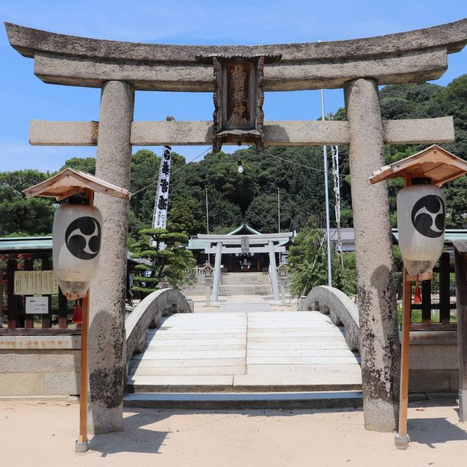 広島パワースポット 鶴羽根神社