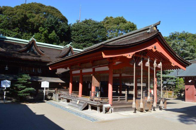 山口パワースポット 住吉神社