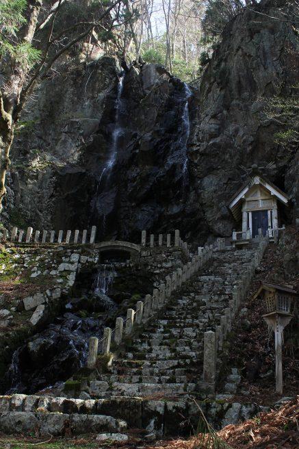 滝神社 パワースポット