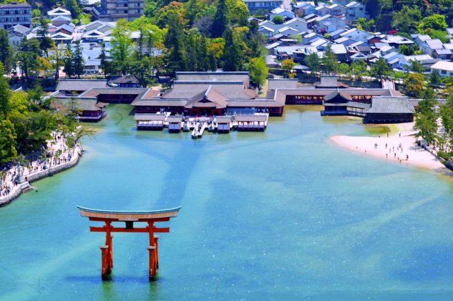 広島パワースポット 厳島神社