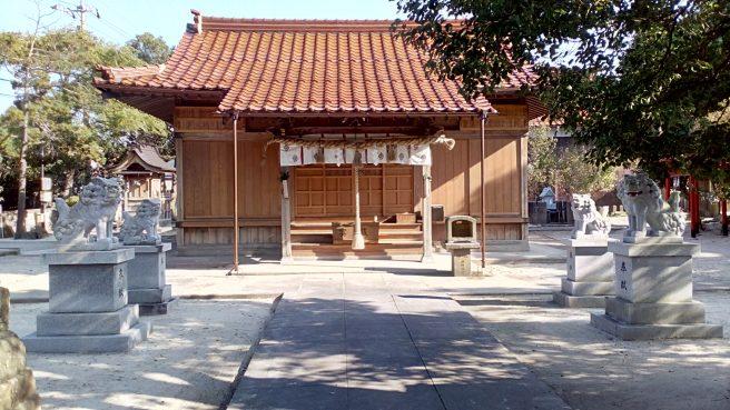 鳥取パワースポット 富益神社