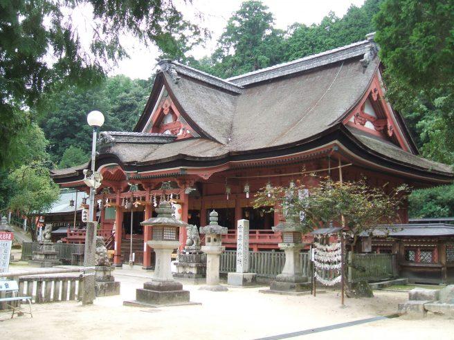 福山 吉備津神社
