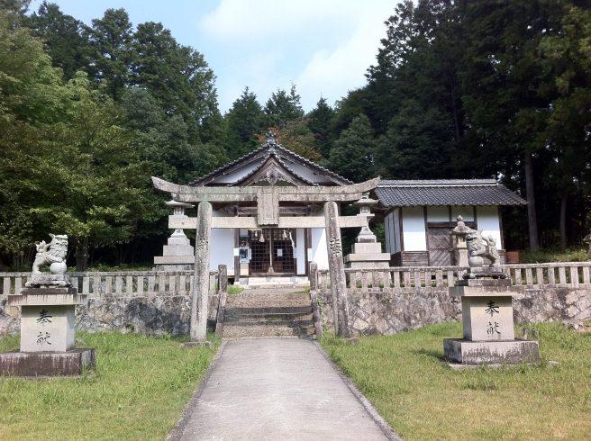 宮崎神社 広島