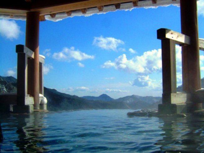 のとろ温泉天空の湯