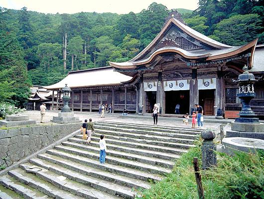 鳥取パワースポット 大神山神社奥宮