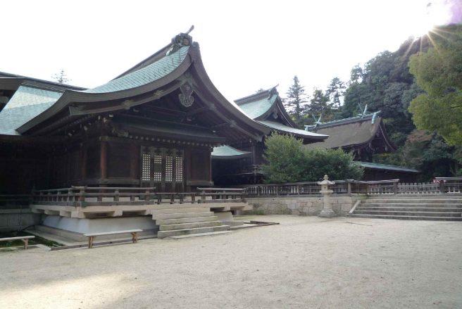 岡山パワースポット 吉備津彦神社