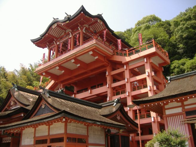広島パワースポット 草戸稲荷神社