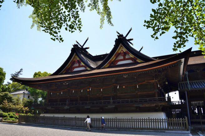 岡山パワースポット 吉備津神社