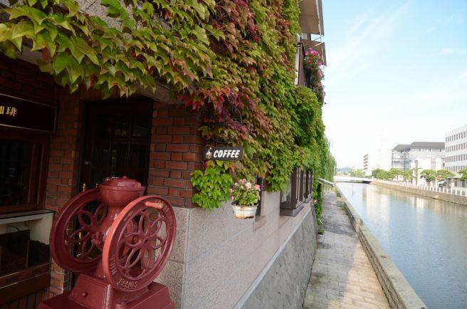 松江カフェ