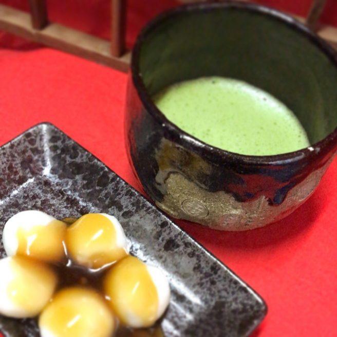 和カフェ茶屋