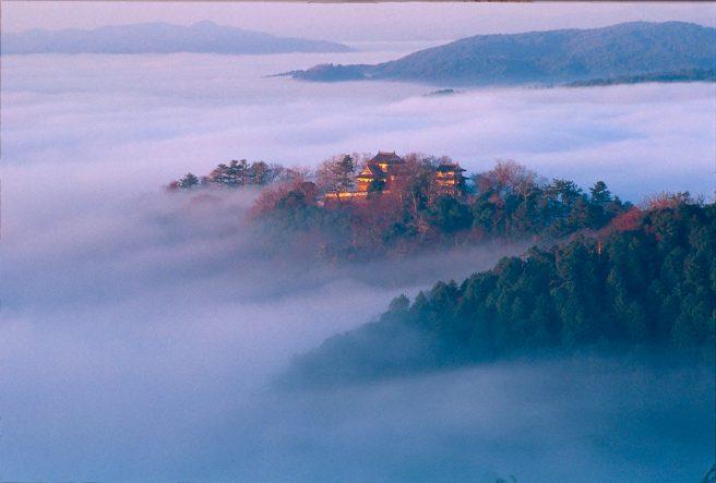 雲海展望台