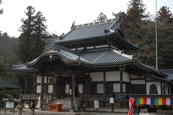 美作 誕生寺