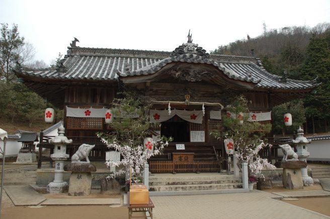 岡山 和気神社