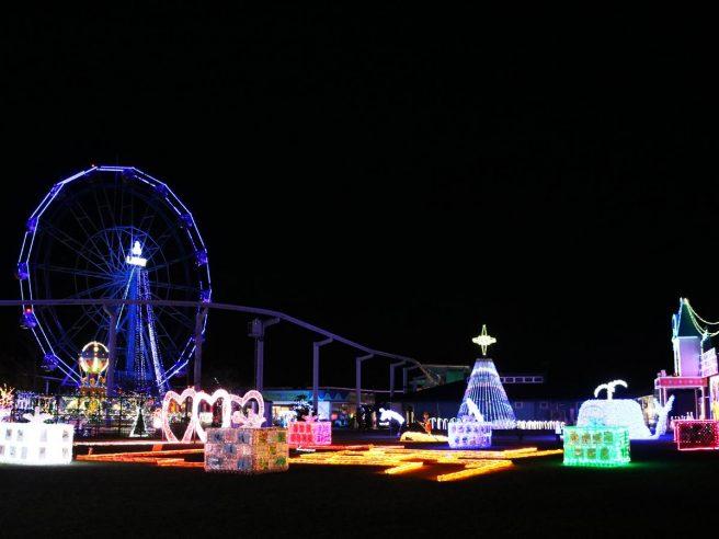 ときわ公園 クリスマスフェスタ