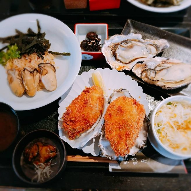 宮島 牡蠣屋
