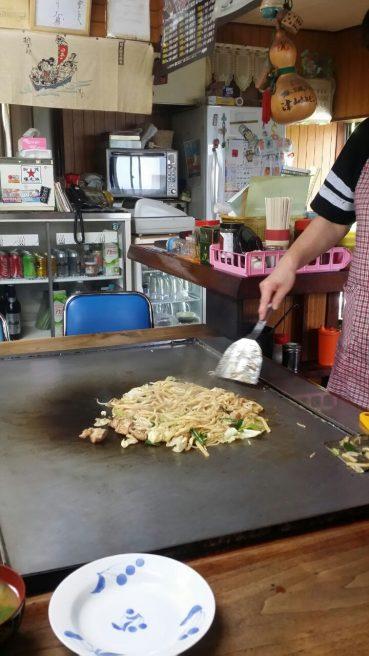 水島食堂 津山2