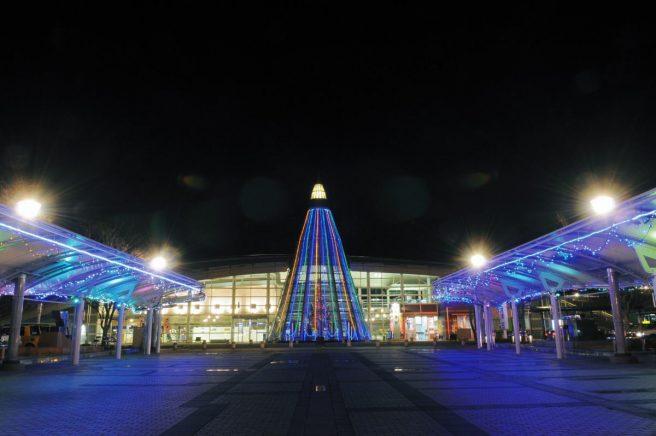 井原駅 ミナクルネ