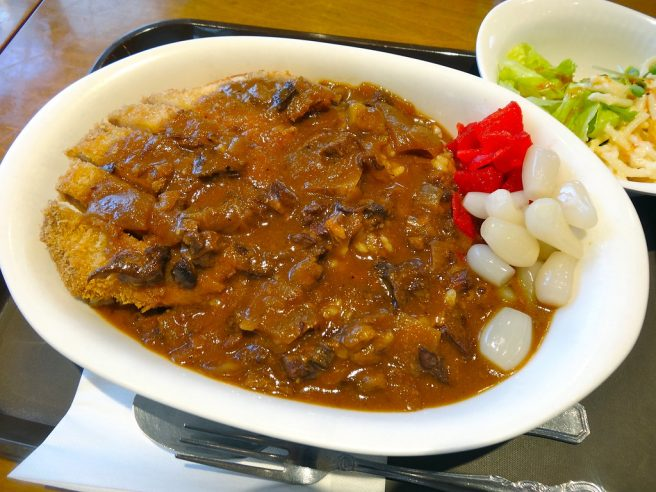 curry de CAFE UTSUWA