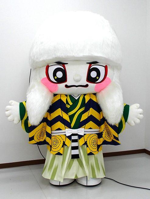 岡山県 ゆるキャラ でんちゅうくん