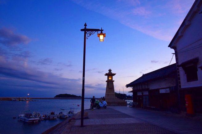 鞆の浦 常夜灯