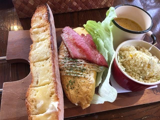 Cafe SaKURA 出雲市江田町