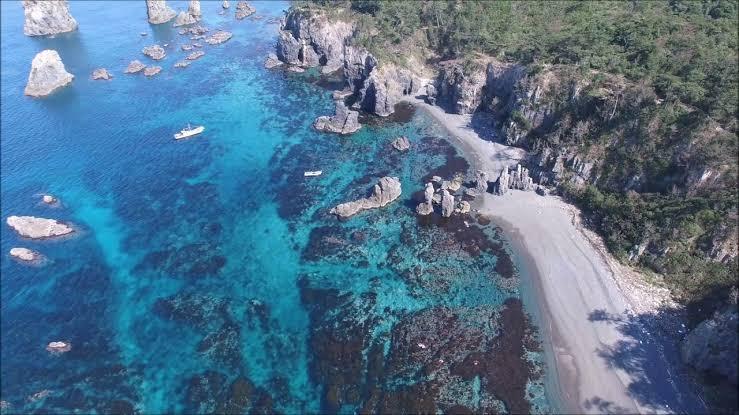 長門 青海島