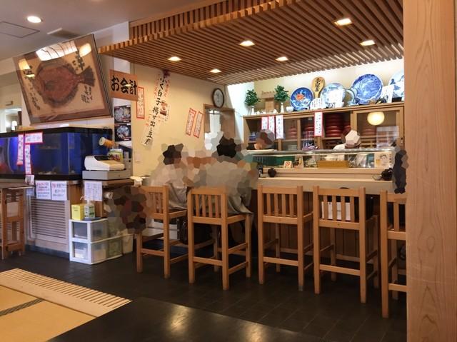 浜寿司 綾羅木